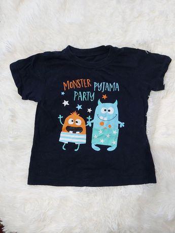 Koszulka t-shirt dla chłopca 104-110