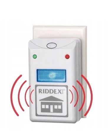 Ultradźwiękowy odstraszacz mysz, szczury, komary, owady, osy