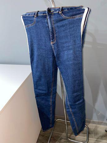 Spodnie niebieskie - Zara