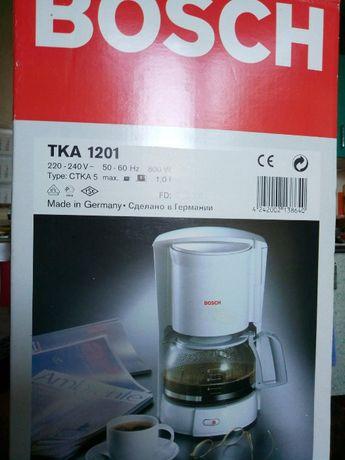 Кофеварка Bosch TKA1201новая.Германия