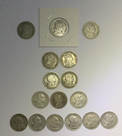 Moedas 50 centavos (Lote 27)