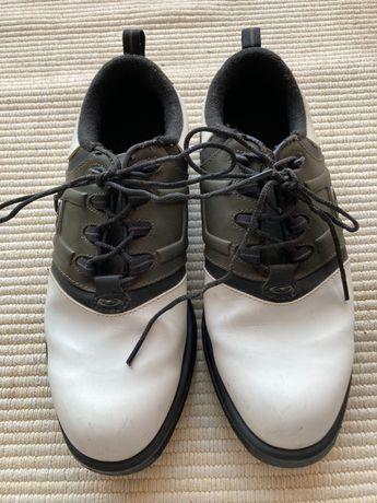 Sapatos  Golfe em Pele