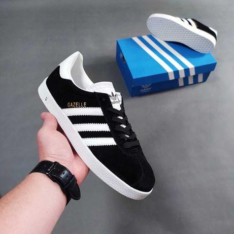 314 Adidas Gazelle черные кроссовки адидас газель кросовки кеды
