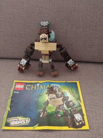 5 Zestawów Klocki LEGO Chima kompletne