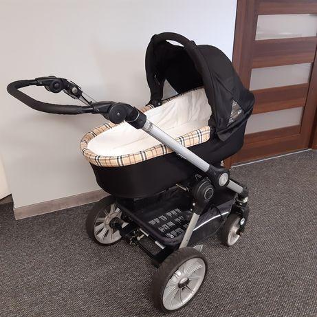 Wózek Teutonia Be You 2w1 adaptery Maxi Cosi
