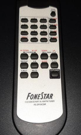 Sintonizador Fonestar FS-2915CDR DVD - MP3 -