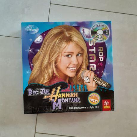 Gra planszowa Hannah Montana Trefl