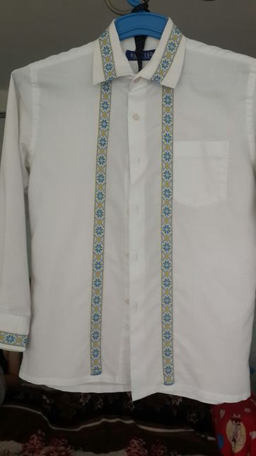 Вышиванка-рубашка