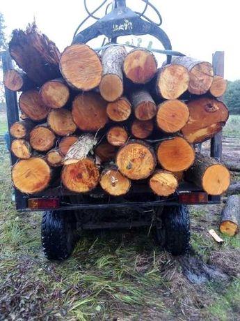 Drewno opałowe, kominkowe OLCHA