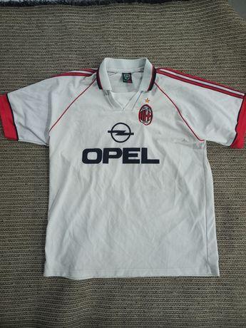 Camisola futebol MILAN da marca ADIDAS  tamanho L