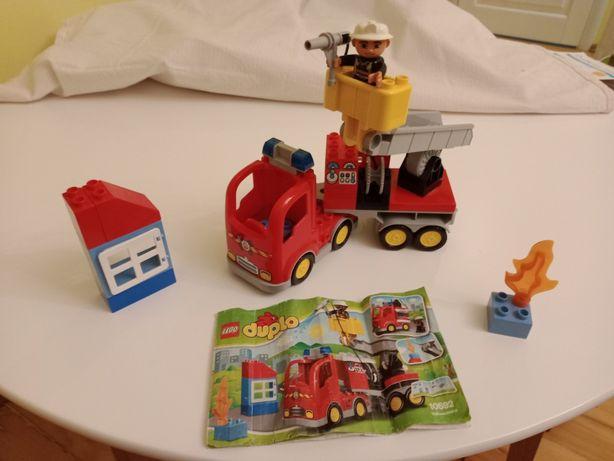 Lego Duplo 10592 Лего Дупло Пожарная машина