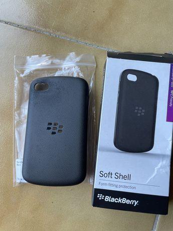 Capa silicone blackberry Q10