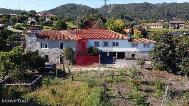 Quinta restaurada em Figueiredo, Amares