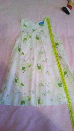 Платье для девочки 104-110р