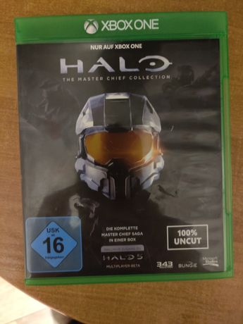 Halo The Master Chief Collection Xbox