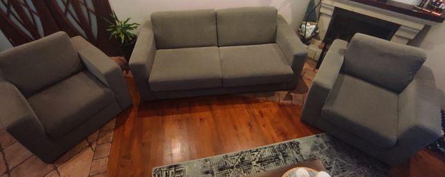 Rozkładana kanapa + 2 fotele GRATIS