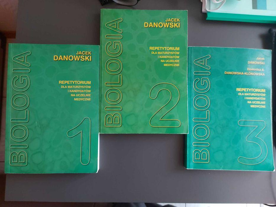 Biologia Danowski, tom 1, 2 i 3, wydawnictwo medyczne Radom - image 1