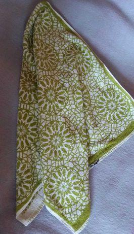 Ręcznik,ręczniki 100% frotte zielone 50x100cm