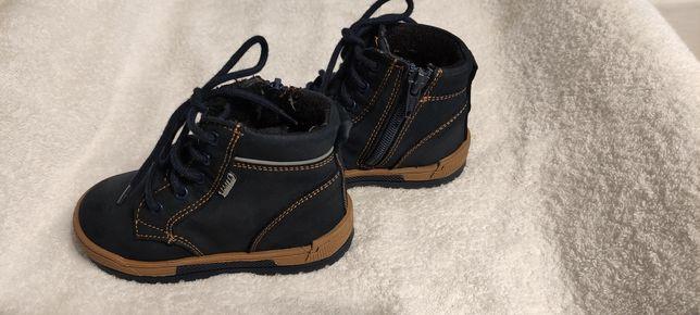 Buty dziecięce - chłopięce , BARTEK Ocean rozmiar 23