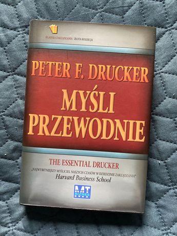 Myśli przewodnie - Peter F. Drucker / Zarządzanie