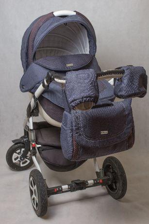 Wózek Adamex Barletta + gratisy
