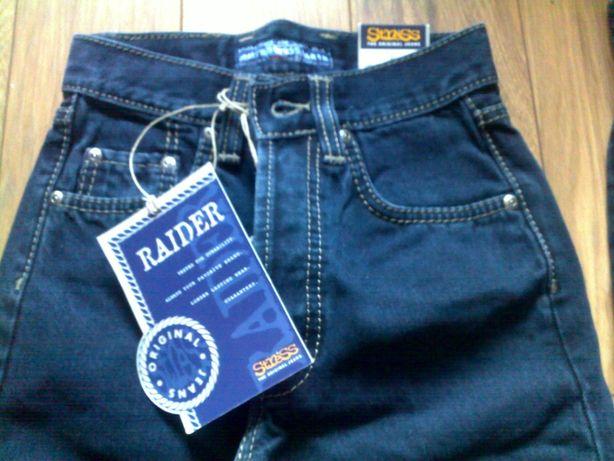 Spodnie jeansowe NOWE 27/34 26/34, nie Lee,Levis,wrangler,pas 29 30cm