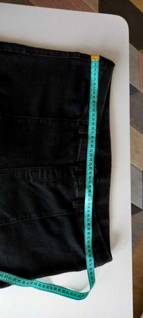 Leginsy jeansy r.44