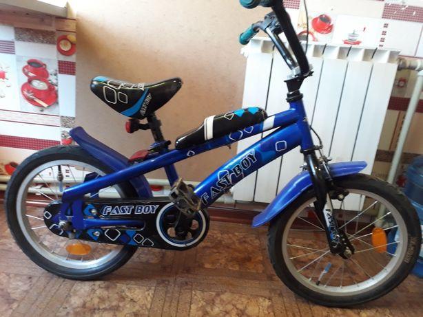 Велосипед для мальчика (16дюймов)