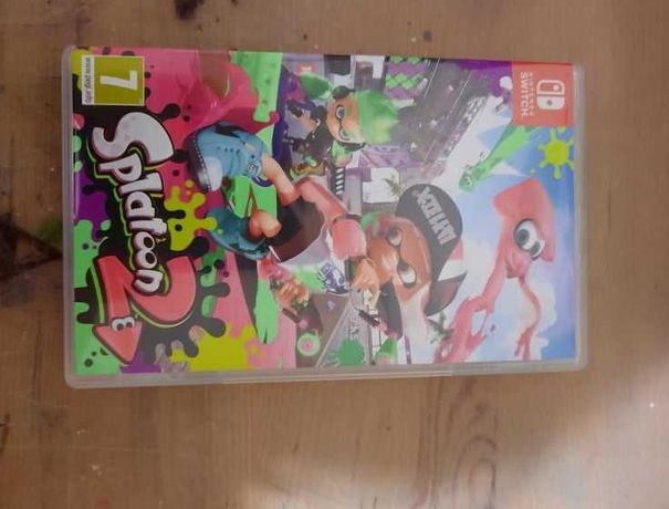 Splatoon 2 - Gra na Nintendo Switch - Zamienią lub sprzedam