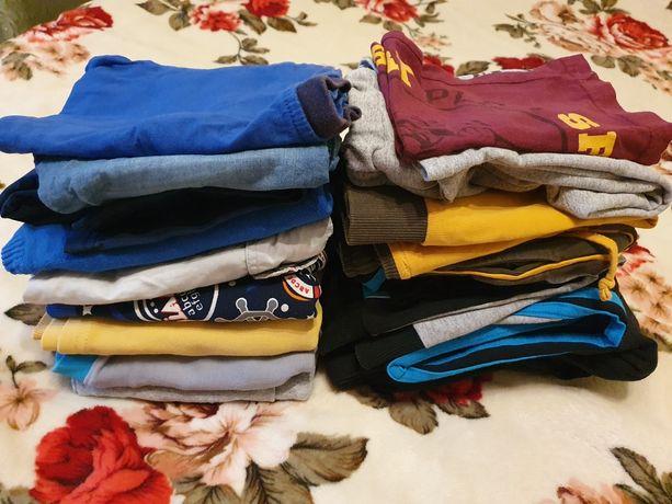 Пакет одягу для хлопчика 3-5 років