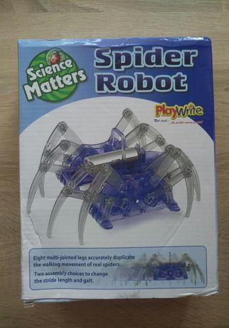 Паук Робот Spider Robot Электромеханический конструктор Игрушка