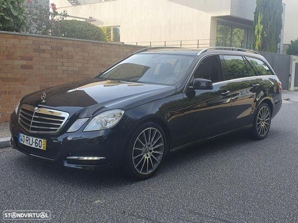 Mercedes-Benz E 200 CDi Elegance BlueEfficiency Auto