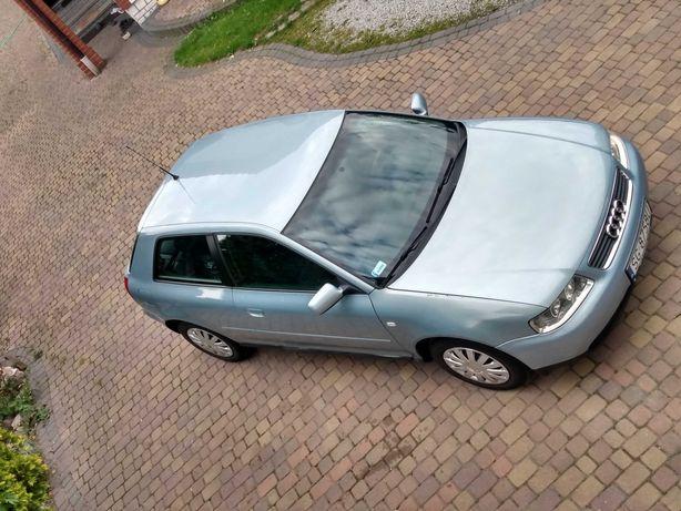 Audi A3 1.6 102KM 8L