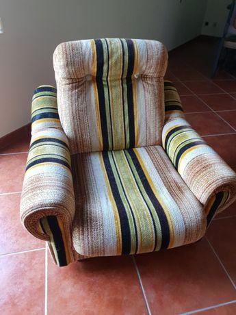 2 sofás vintage em optimo estado