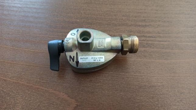 Adapter G12 do butli Kamperfit, AmeriGas Nano, BP Quick-on