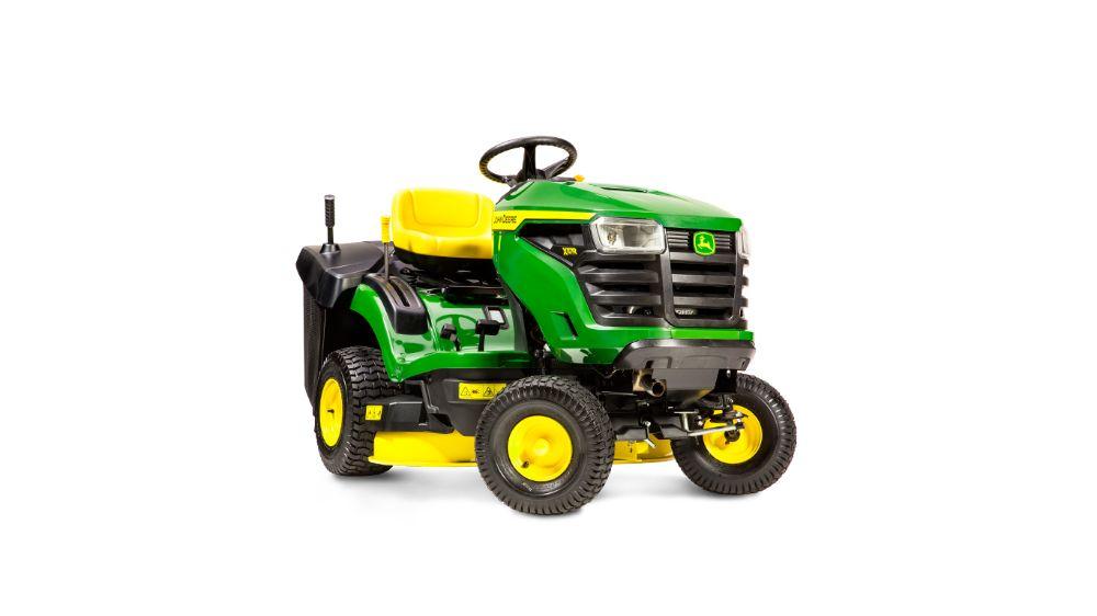 Traktor ogrodowy John Deere X117R - Baras Świnice Warckie - image 1
