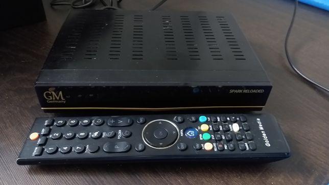 Tuner satelitarny HD GM990 Spark Enigma2 dvb-s2 Linux