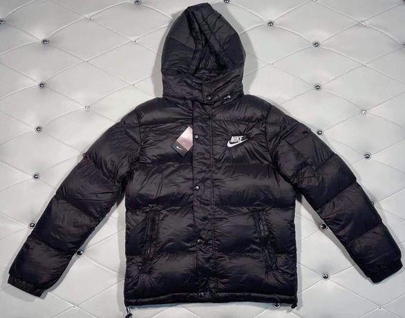 Kurtka czarna Nike