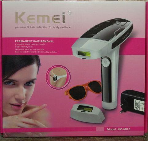 Фотоэпилятор Kemei KM-6812