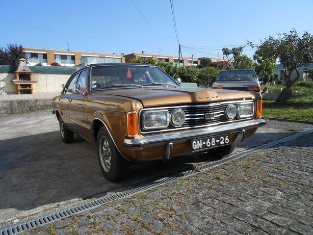 Vendo Ford Taunus GXL