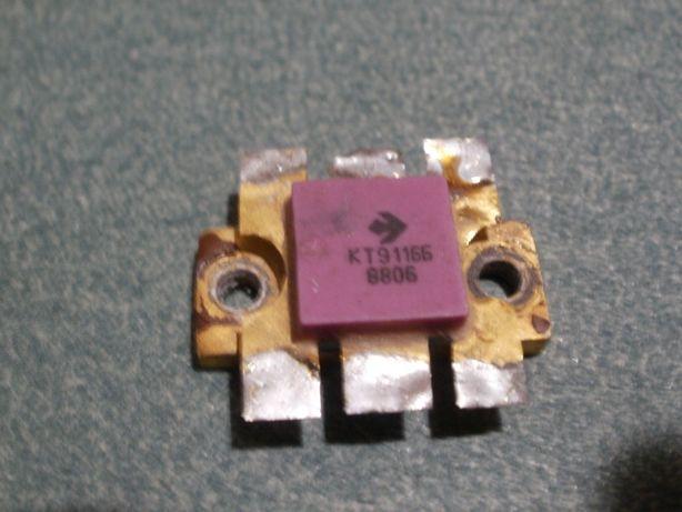 КТ9116Б, транзистор высокочастотный, БУ, исправный