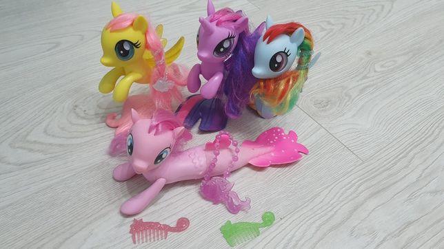 Zestaw My Little Pony Move Syreny
