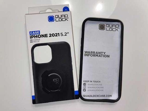 Quad Lock capa para iPhone 13 mini - NOVA