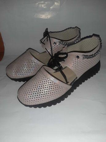 Туфли кроссовки Fabiani 37