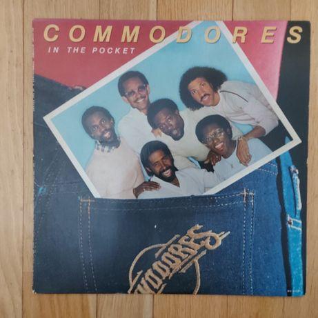Commodores, In The Pocket, USA, MOT, 22 Jun 1981, bdb