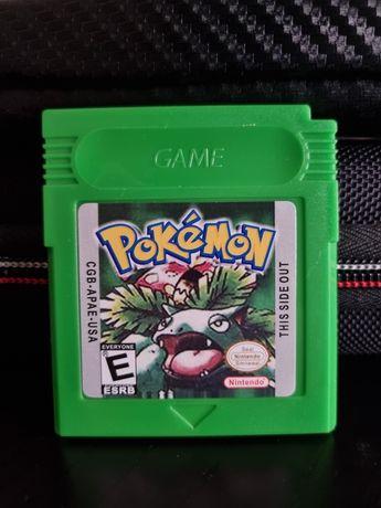 Pokémon Green - Game Boy / Color / Advance