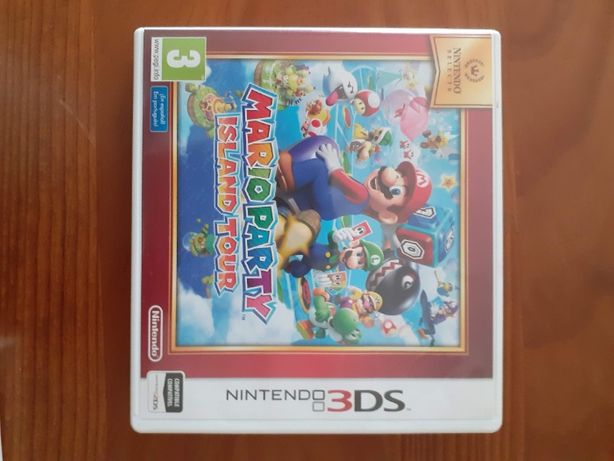 jogos Nintendo 3D