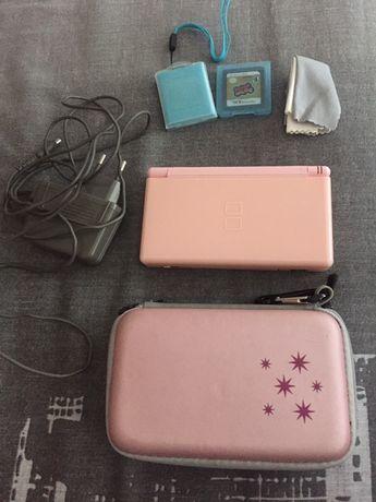 Nintendo DS + jogos +caixa