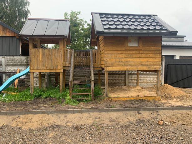 Sprzedam Domek drewniany dla dzieci