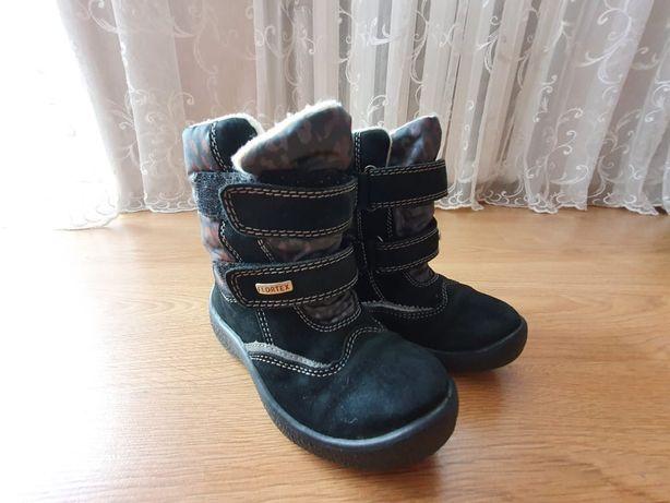 Зимові чобітки дитячі, повномірний 29 розмір